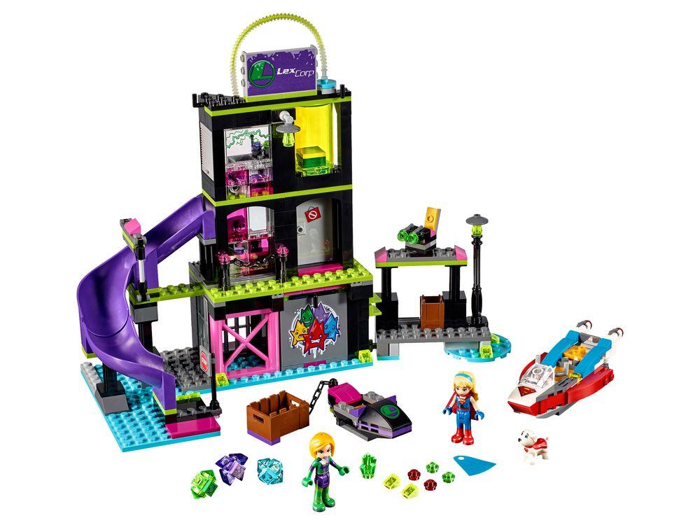 LEGO 41238-1 Lena Luthor Kryptomite Factory (2017 DC Super
