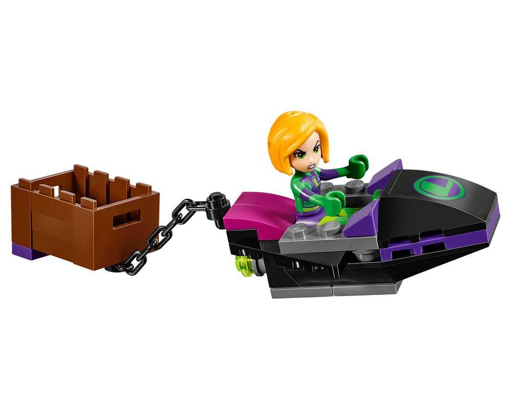 LEGO Set 41238-1 Lena Luthor Kryptomite Factory