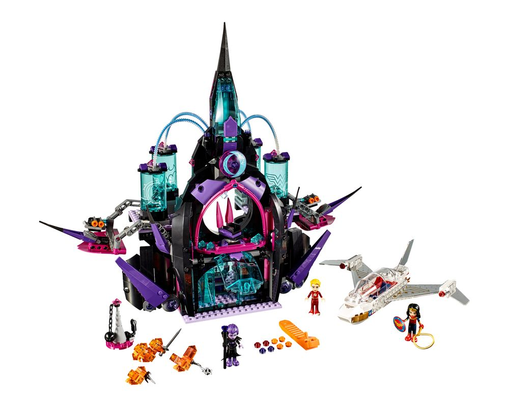 LEGO Set 41239-1 Eclipso Dark Palace (LEGO - Model)