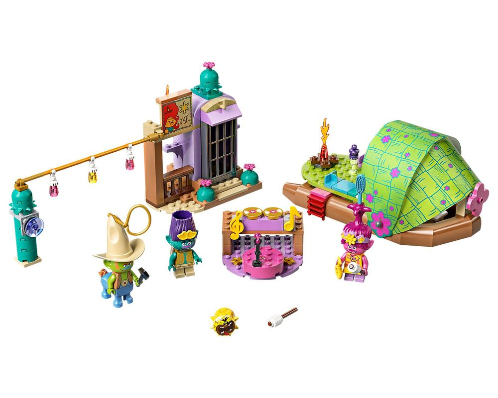 LEGO Set 41253-1 Lonesome Flats Raft Adventure (Model - A-Model)