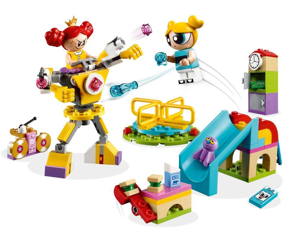 LEGO Set 41287-1 Bubbles Playground Showdown