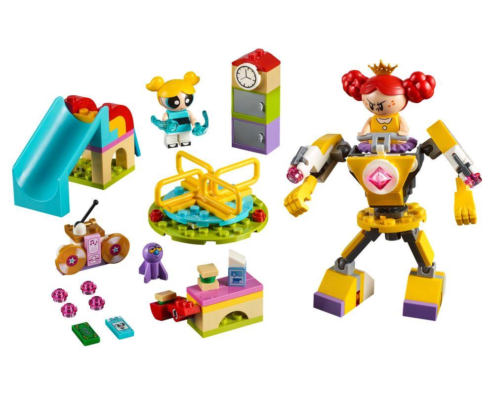 LEGO Set 41287-1 Bubbles Playground Showdown (Model - A-Model)