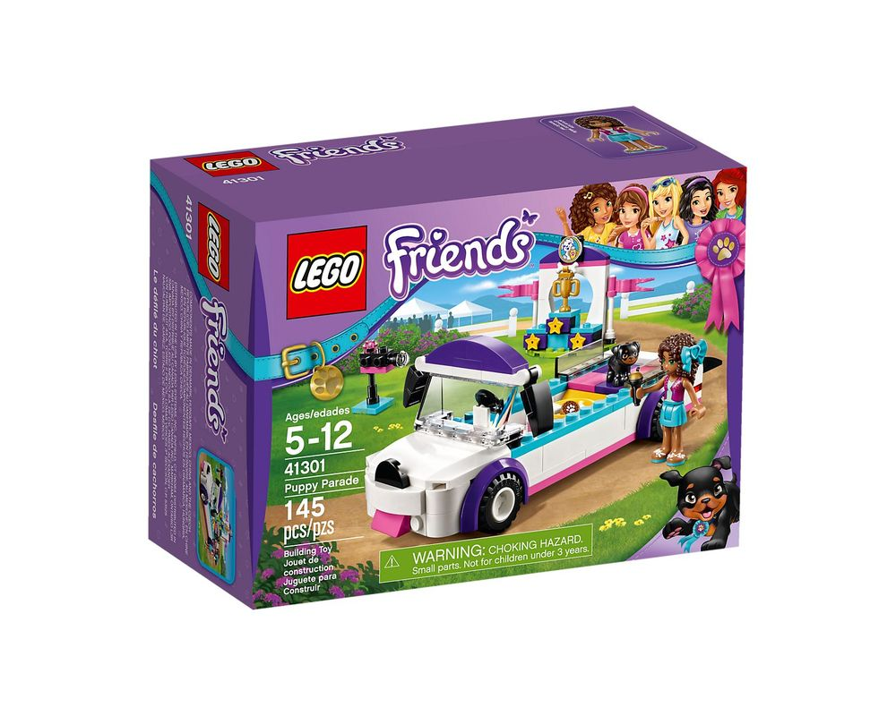 LEGO Set 41301-1 Puppy Parade