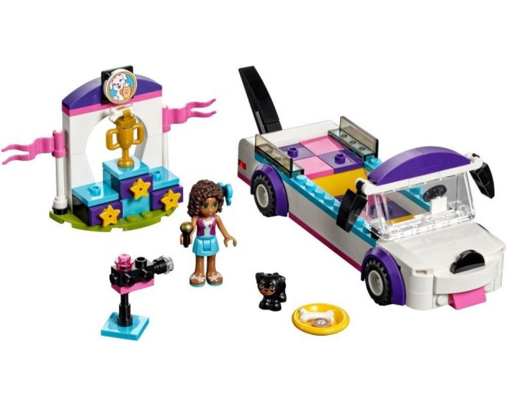 LEGO Set 41301-1 Puppy Parade (LEGO - Model)