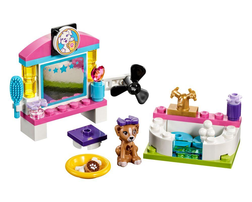 LEGO Set 41302-1 Puppy Pampering (Model - A-Model)