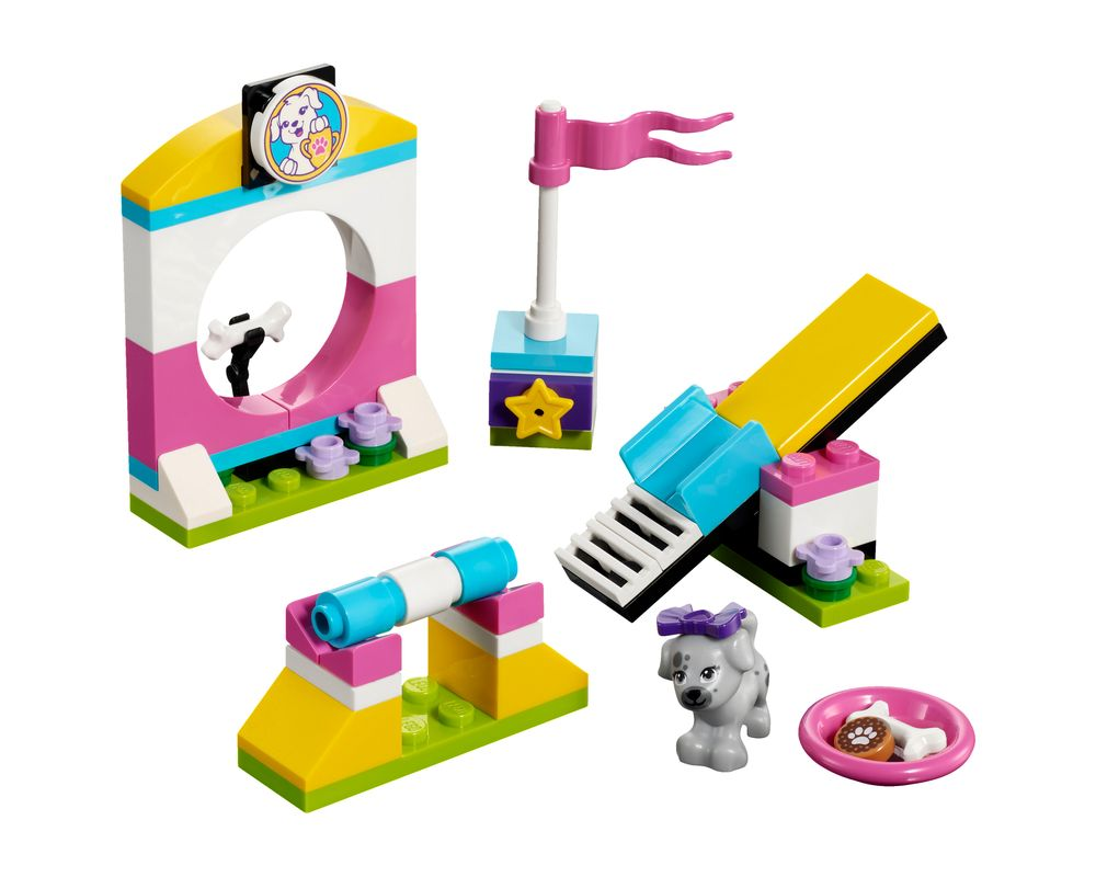 LEGO Set 41303-1 Puppy Playground (LEGO - Model)