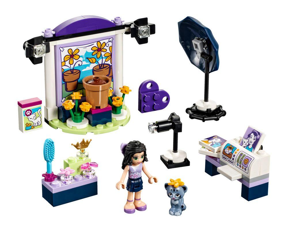 LEGO Set 41305-1 Emma's Photo Studio (LEGO - Model)