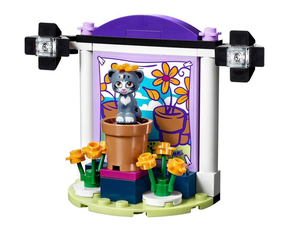 LEGO Set 41305-1 Emma's Photo Studio