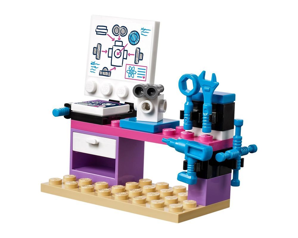 LEGO Set 41307-1 Olivia's Creative Lab