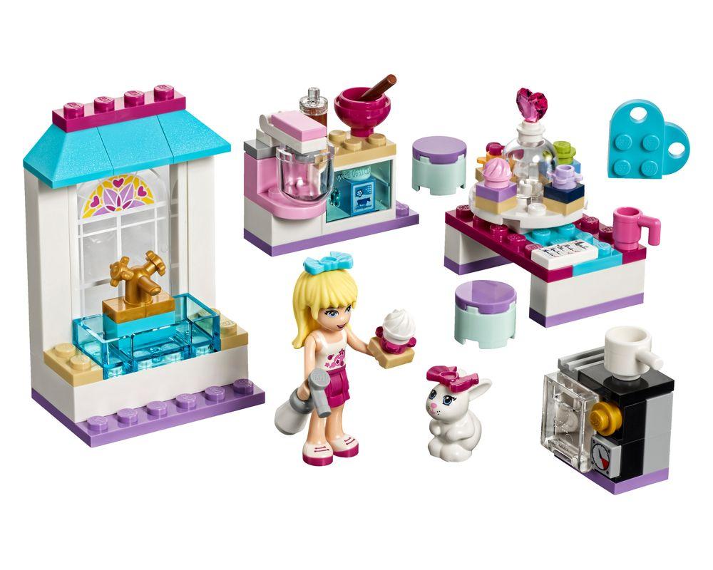 LEGO Set 41308-1 Stephanie's Friendship Cakes (Model - A-Model)