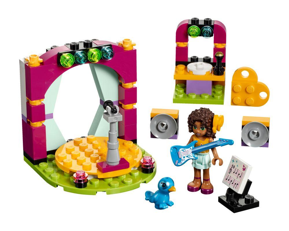 LEGO Set 41309-1 Andrea's Musical Duet (Model - A-Model)