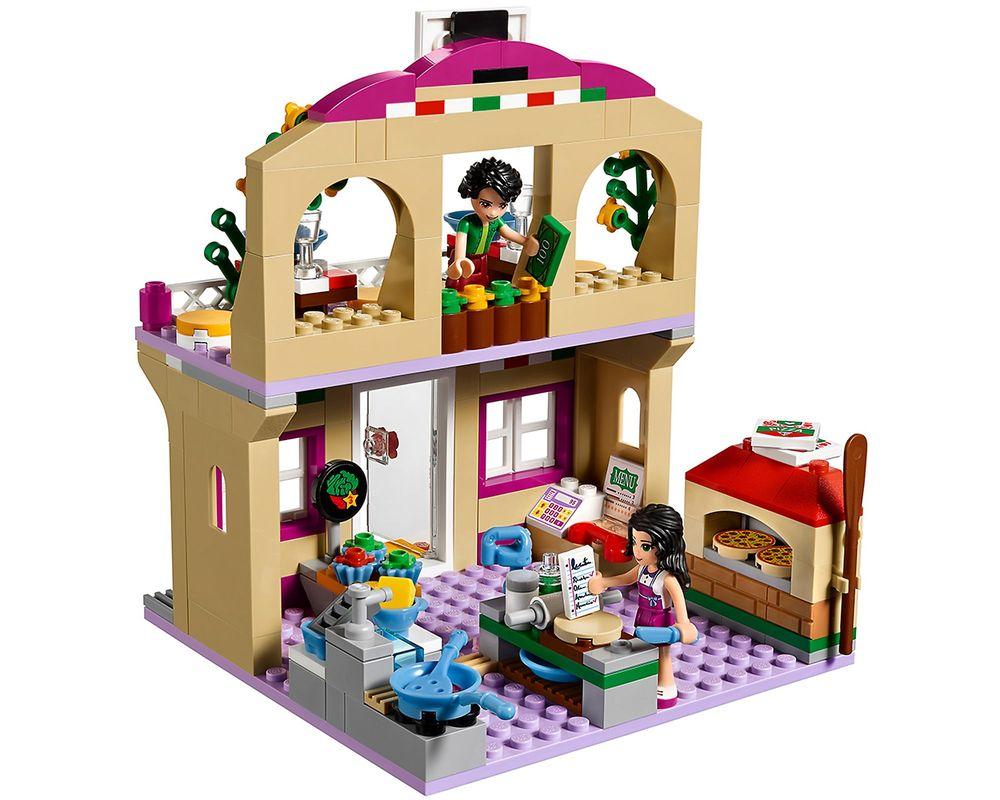 LEGO Set 41311-1 Heartlake Pizzeria