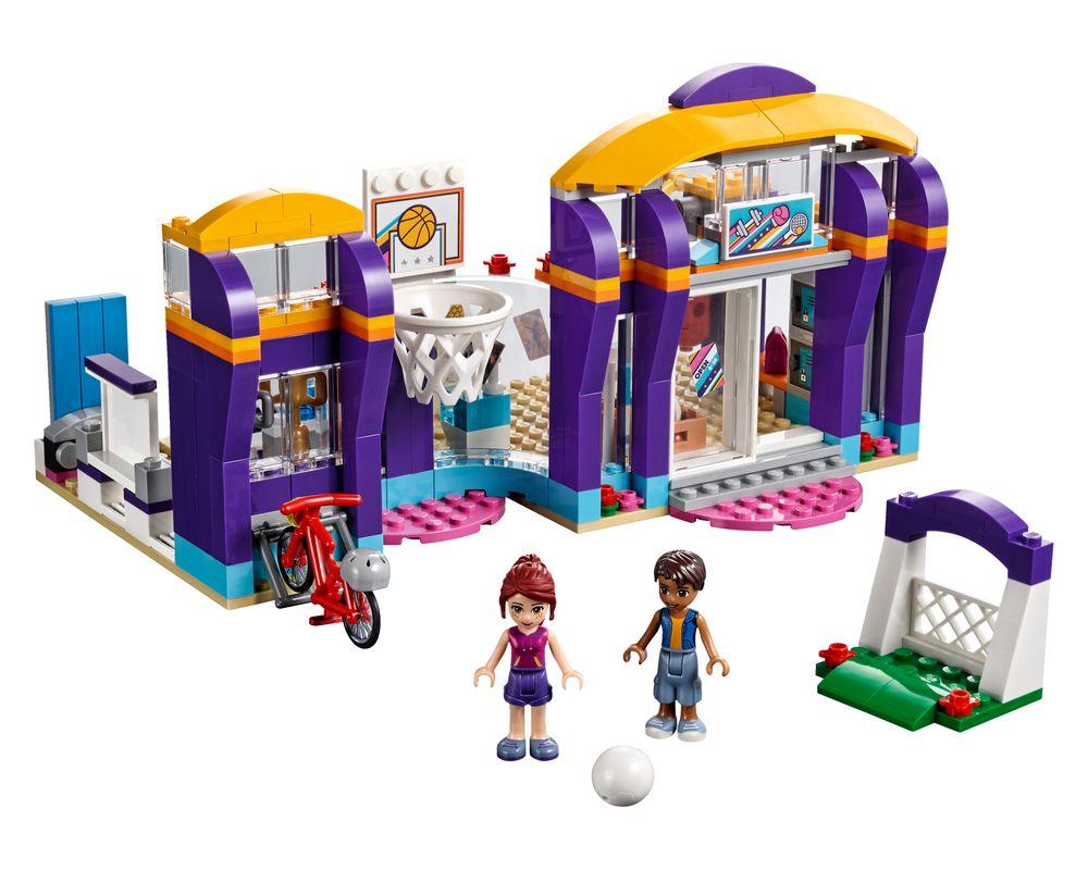 LEGO Set 41312-1 Heartlake Sports Center (LEGO - Model)