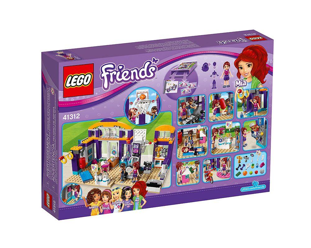 LEGO Set 41312-1 Heartlake Sports Center