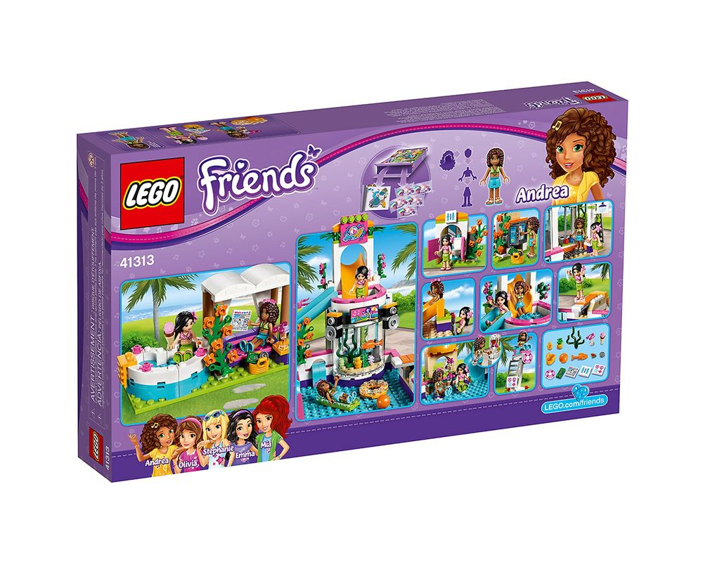 LEGO Set 41313-1 Heartlake Summer Pool