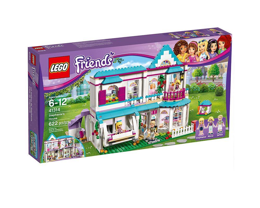 LEGO Set 41314-1 Stephanie's House