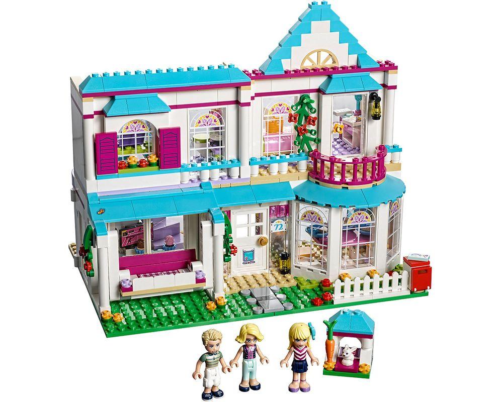 LEGO Set 41314-1 Stephanie's House (Model - A-Model)