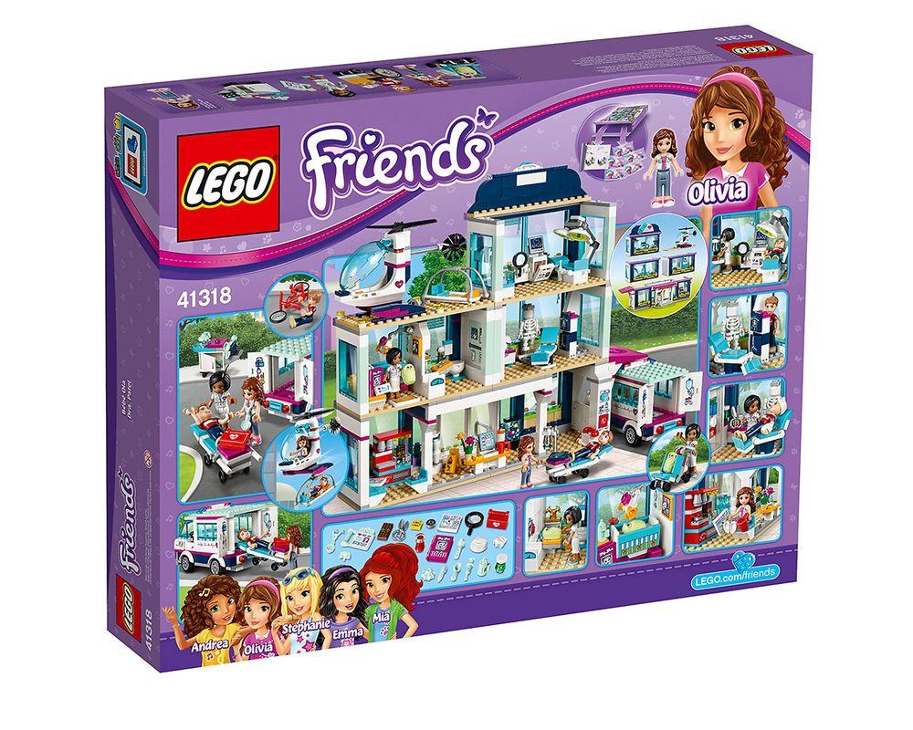 LEGO Set 41318-1 Heartlake Hospital