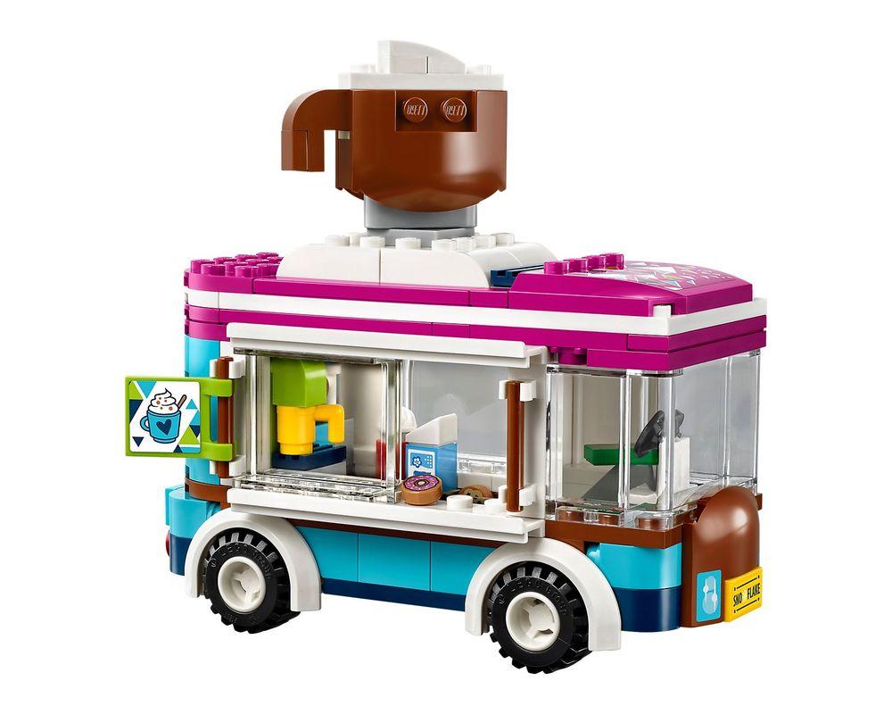 LEGO Set 41319-1 Snow Resort Hot Chocolate Van