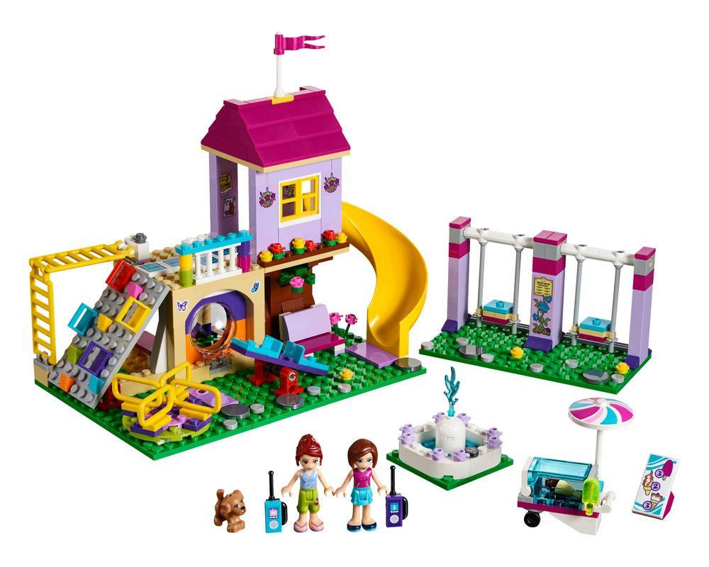 LEGO Set 41325-1 Heartlake City Playground (Model - A-Model)