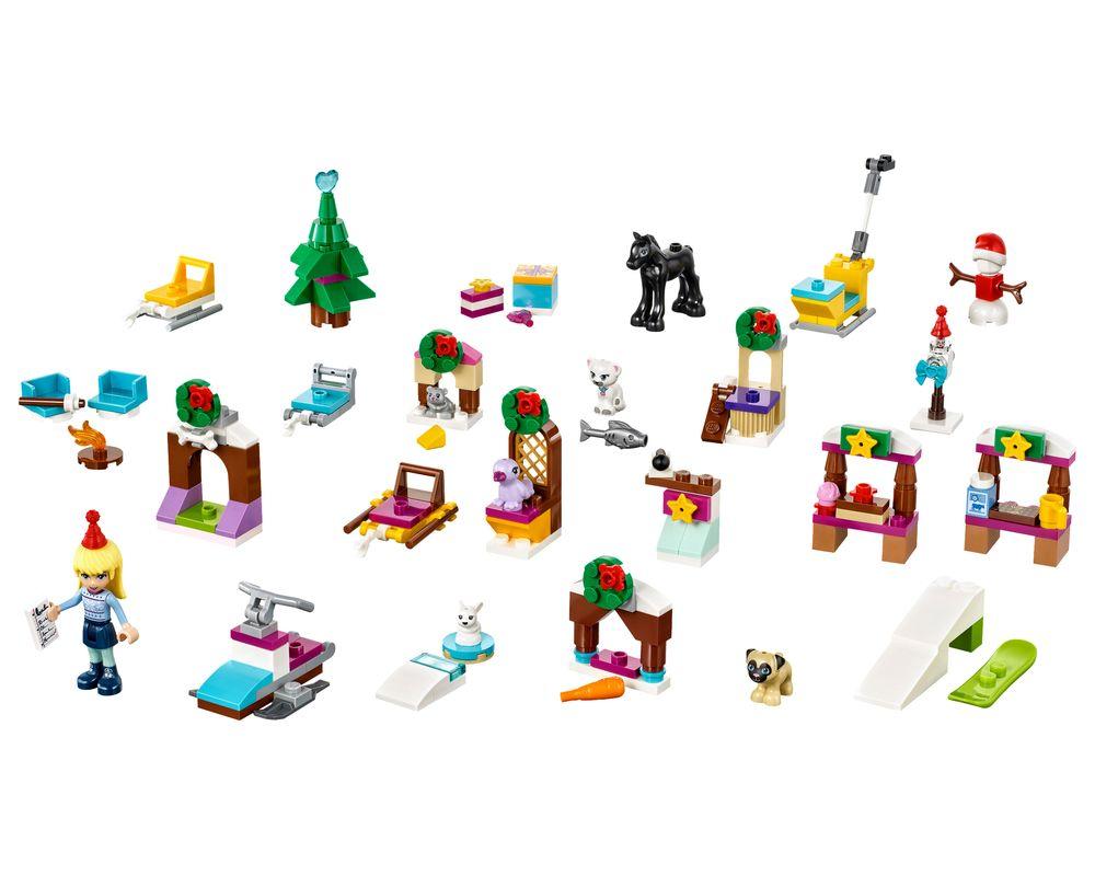 LEGO Set 41326-1 Friends Advent Calendar (LEGO - Model)