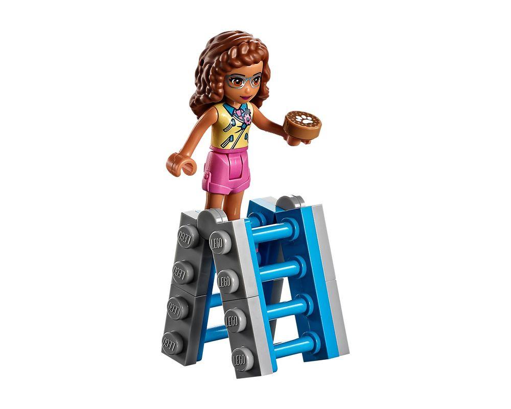 LEGO Set 41333-1 Olivia's Mission Vehicle