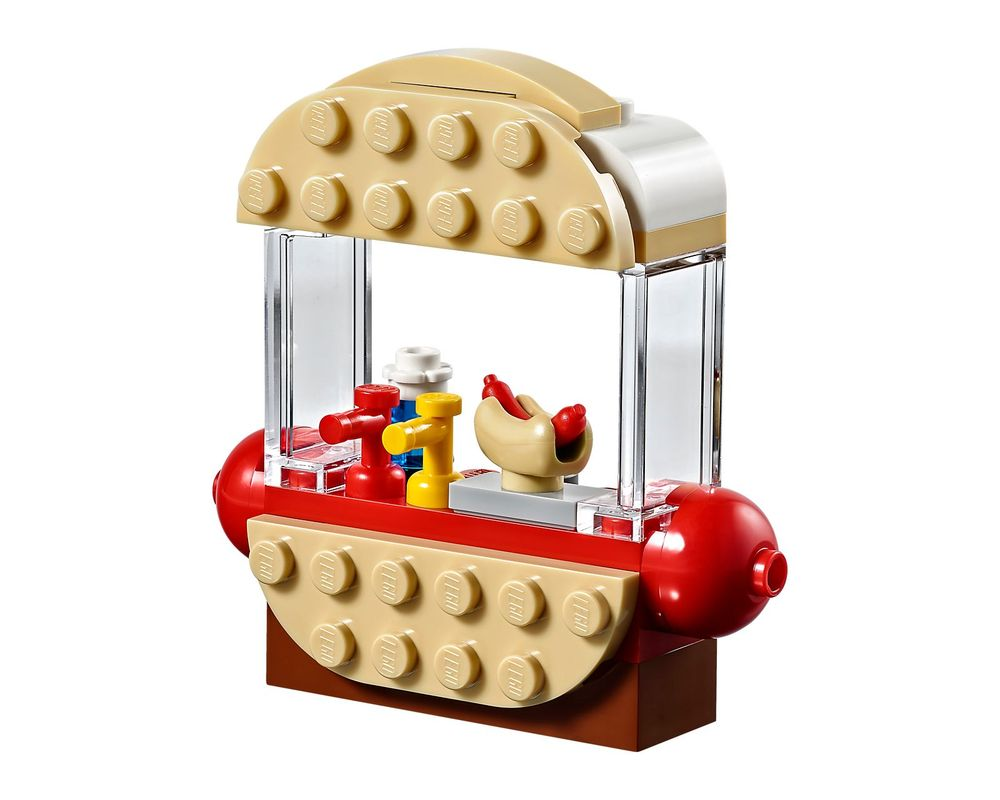 LEGO Set 41334-1 Andrea's Park Performance