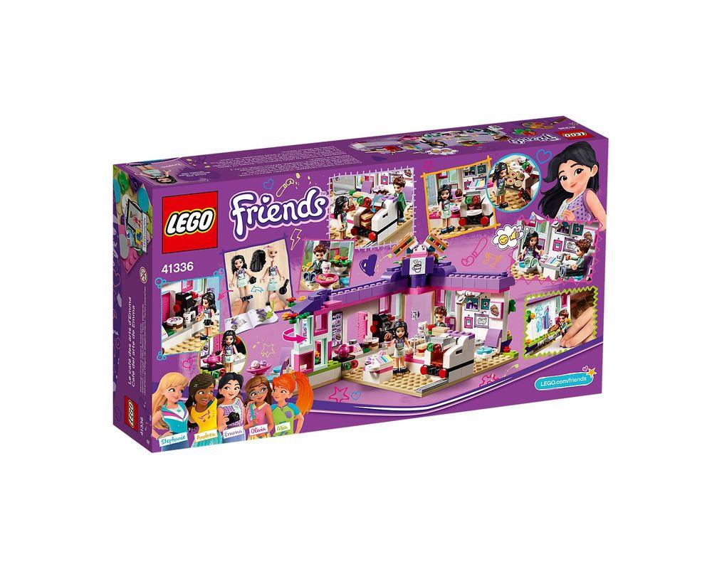 LEGO Set 41336-1 Emma's Art Café