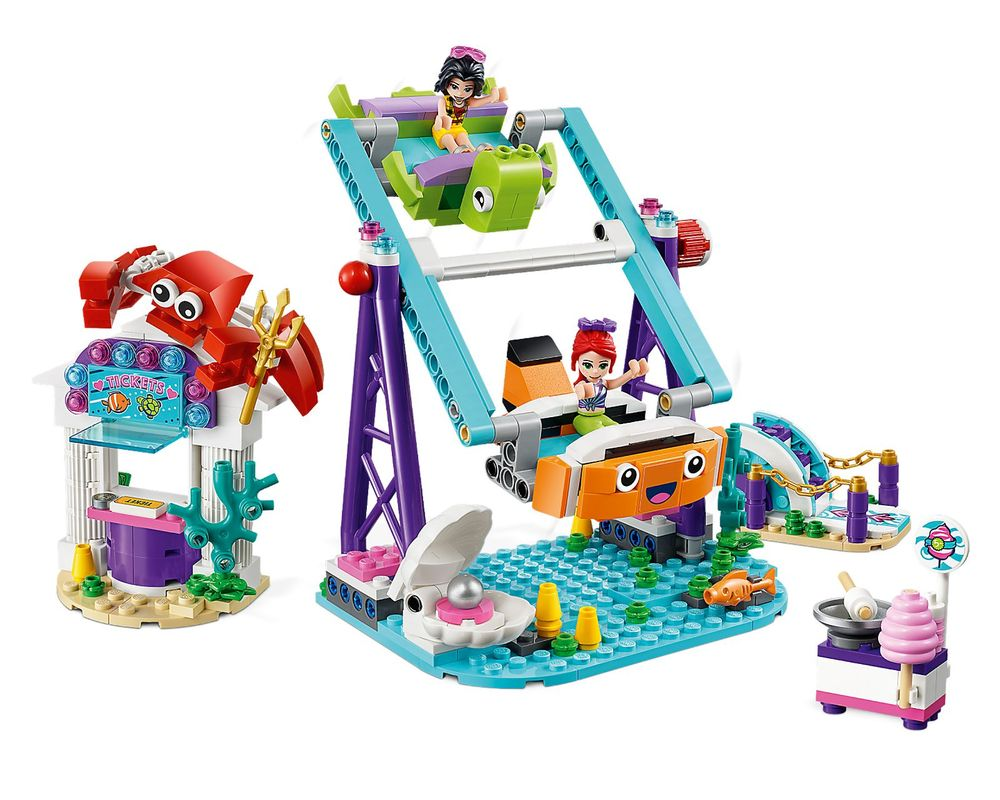 LEGO Set 41337-1 Underwater Loop
