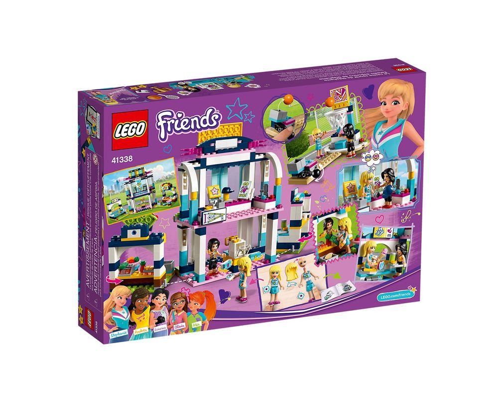 LEGO Set 41338-1 Stephanie's Sports Arena
