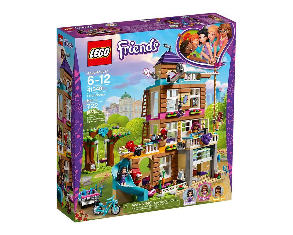 LEGO Set 41340-1 Friendship House