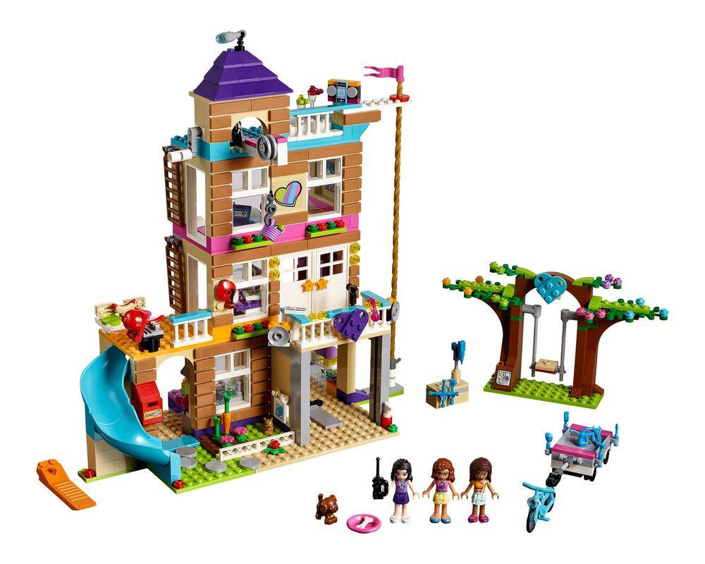 LEGO Set 41340-1 Friendship House (Model - A-Model)