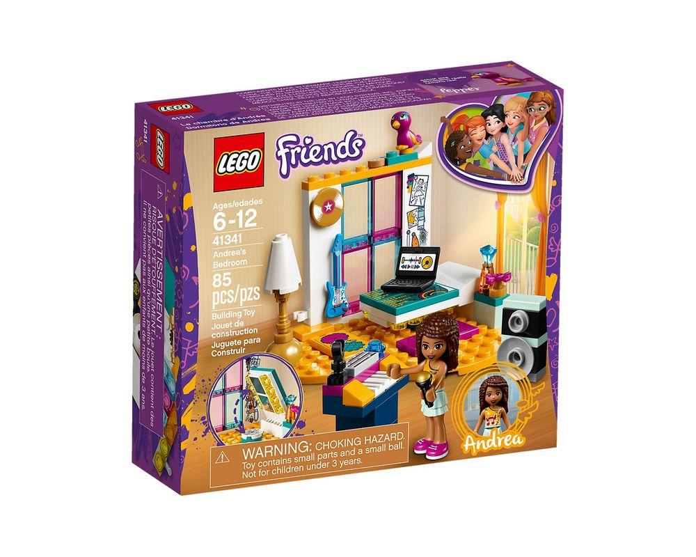 LEGO Set 41341-1 Andrea's Bedroom