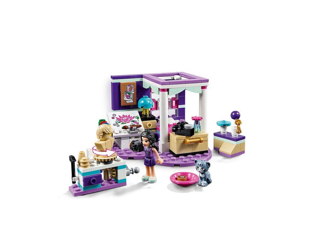 LEGO Set 41342-1 Emma's Deluxe Bedroom