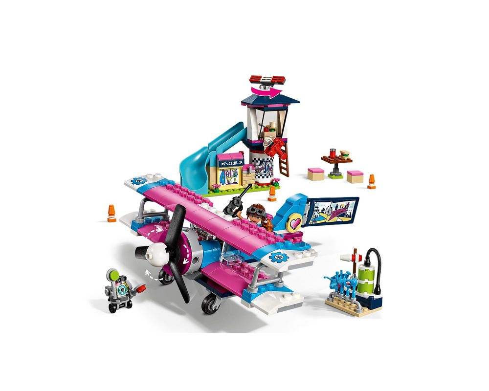 LEGO Set 41343-1 Heartlake City Airplane Tour