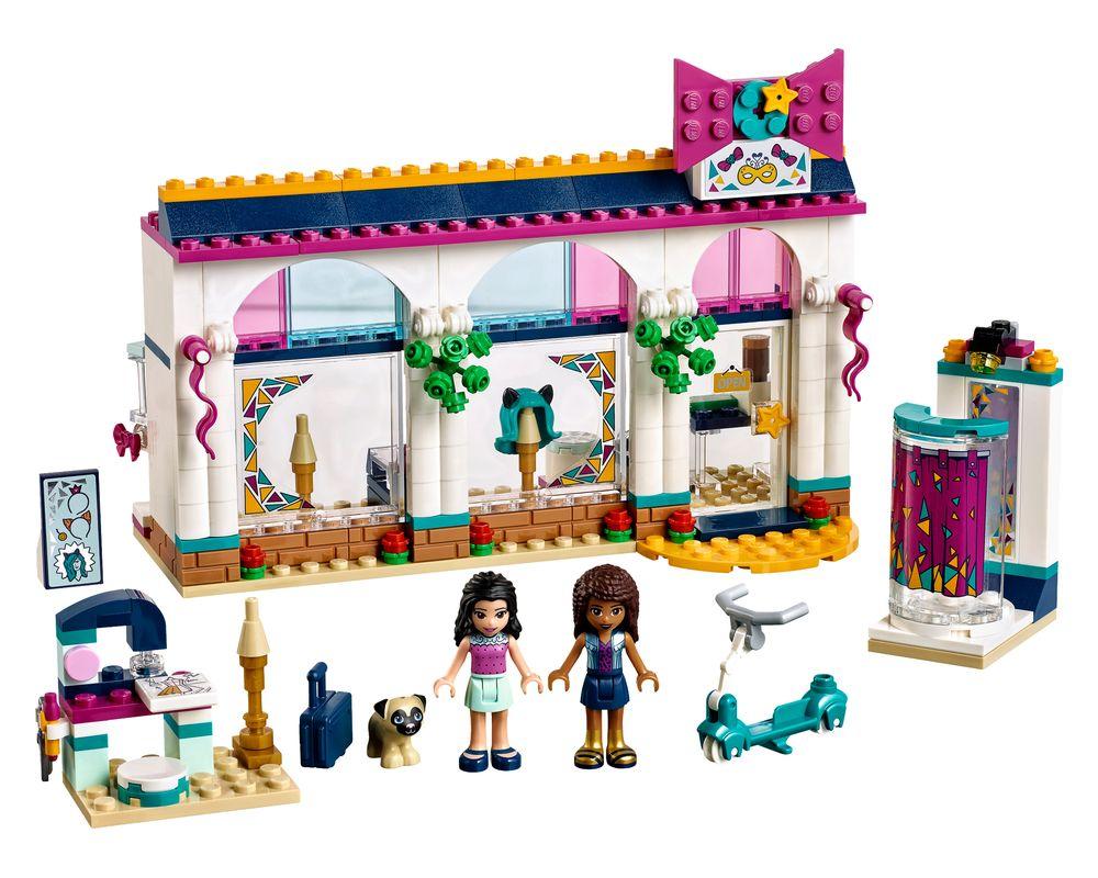 LEGO Set 41344-1 Andrea's Accessories Store (LEGO - Model)