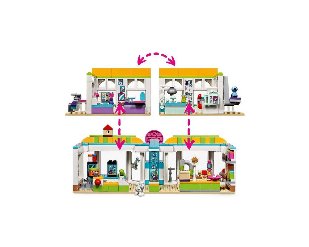 LEGO Set 41345-1 Heartlake City Pet Center