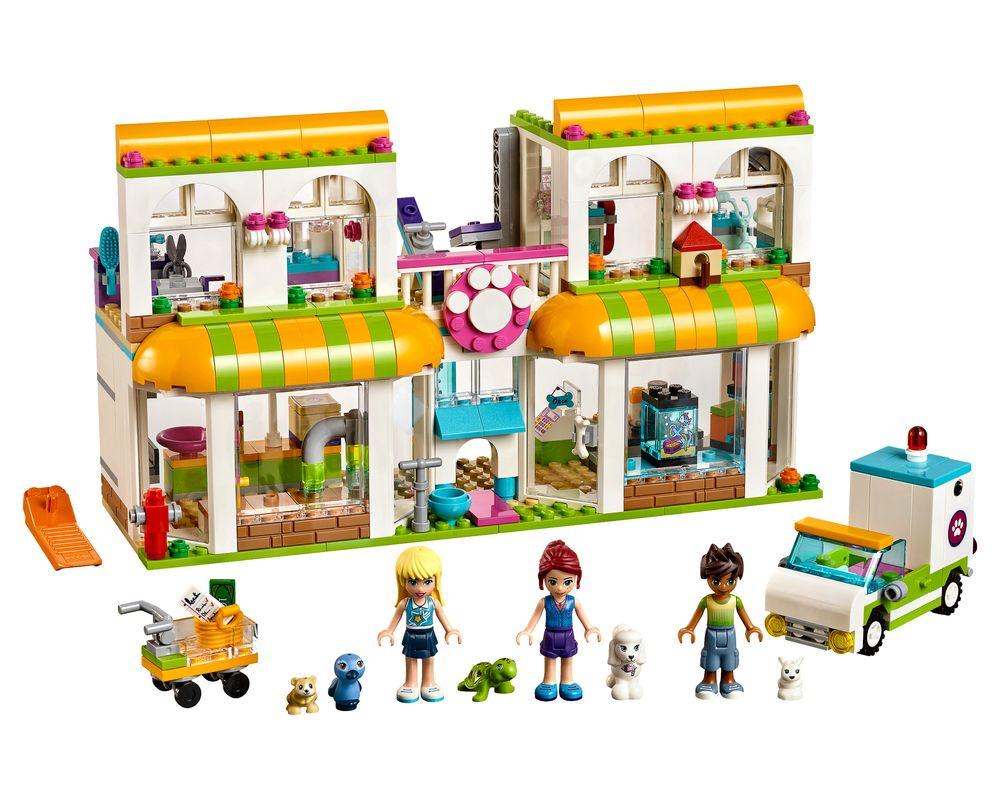 LEGO Set 41345-1 Heartlake City Pet Center (Model - A-Model)