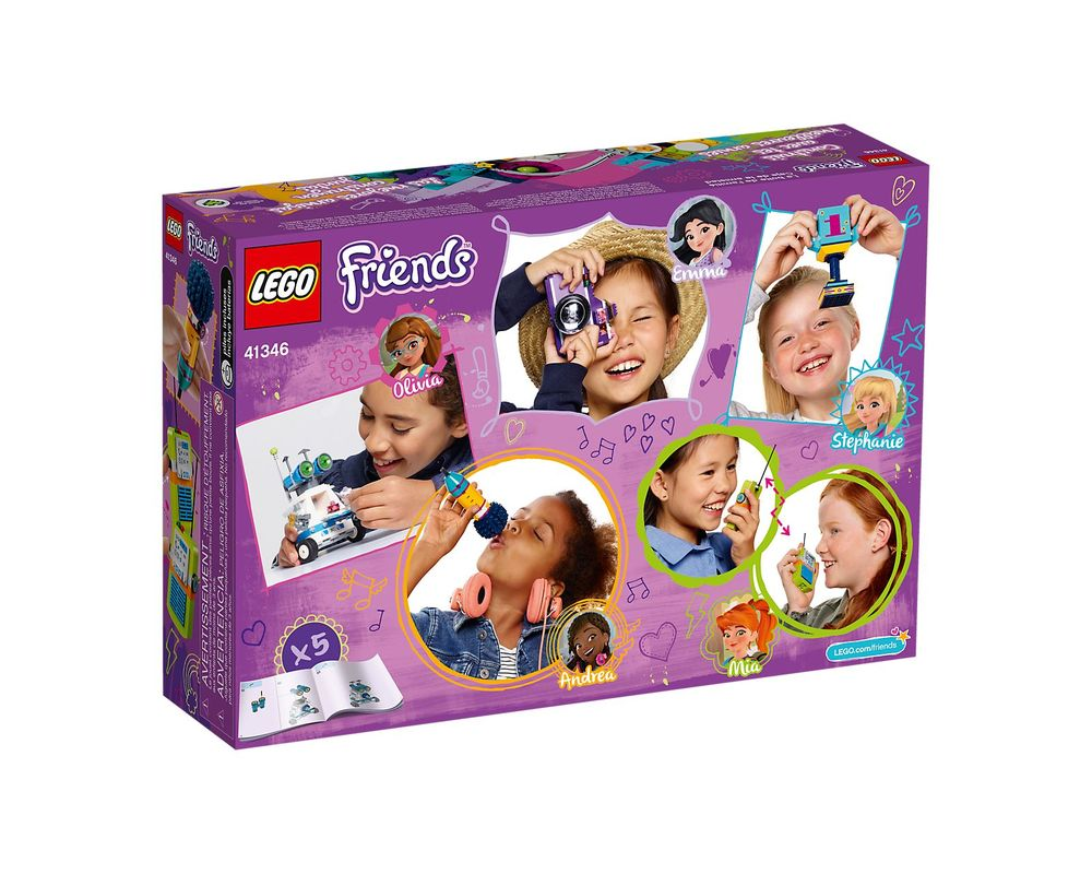 LEGO Set 41346-1 Friendship Box