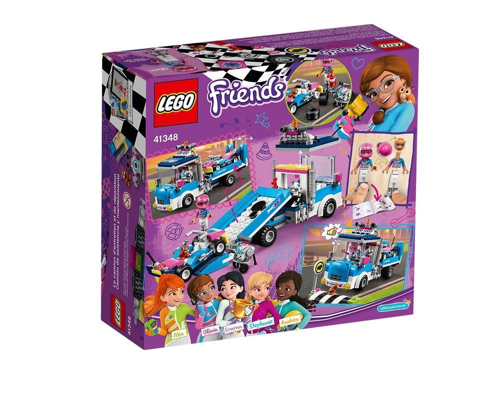 LEGO Set 41348-1 Service and Care Truck
