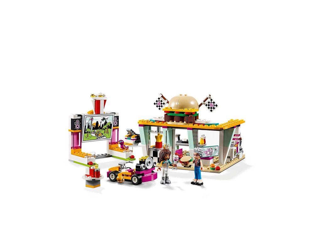 LEGO Set 41349-1 Drifting Diner