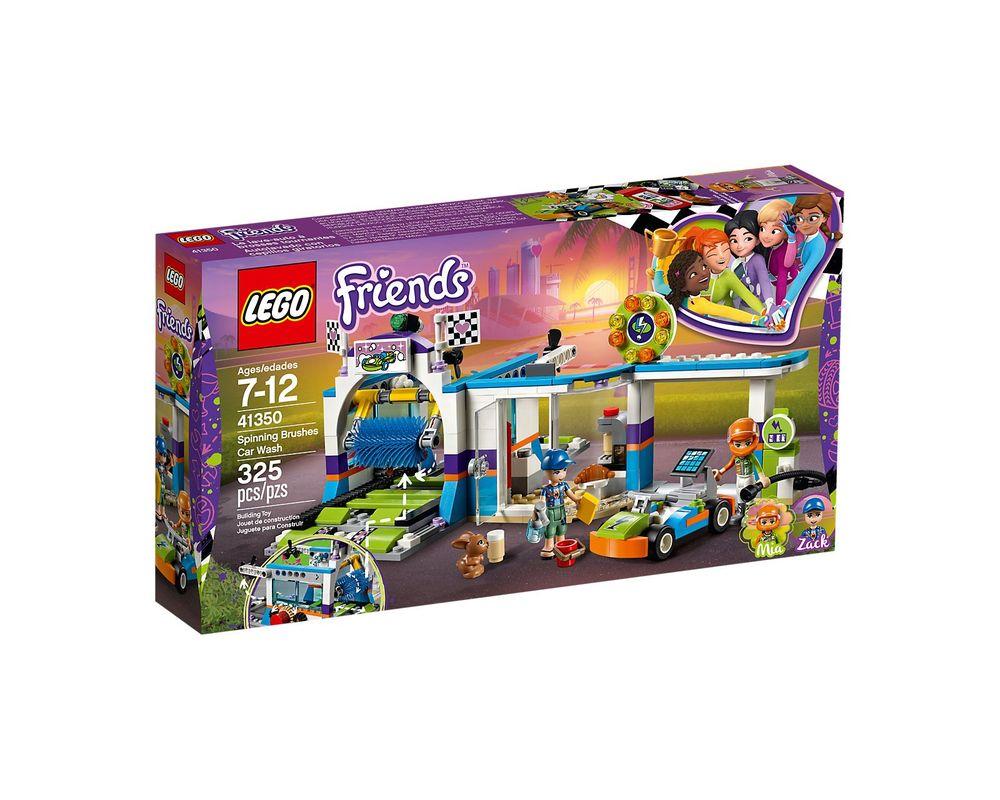 LEGO Set 41350-1 Spinning Brushes Car Wash
