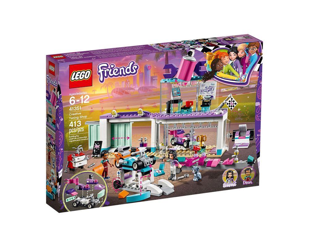 LEGO Set 41351-1 Creative Tuning Shop