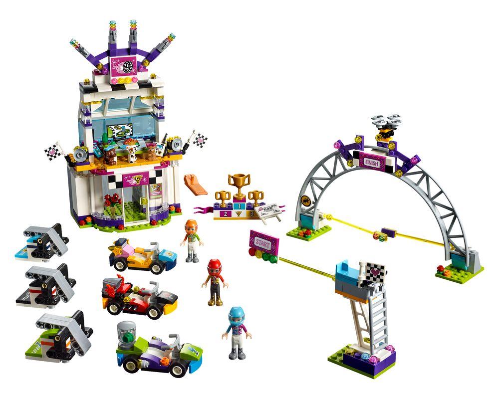 LEGO Set 41352-1 The Big Race Day (LEGO - Model)