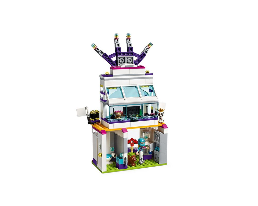 LEGO Set 41352-1 The Big Race Day