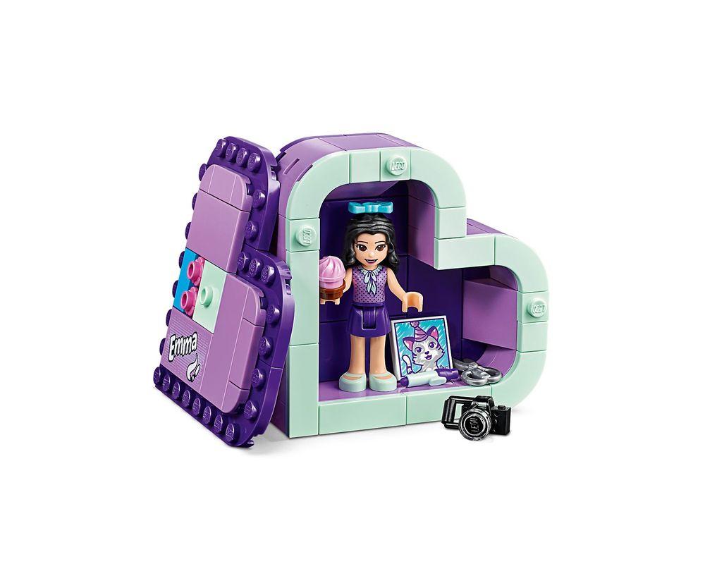 LEGO Set 41355-1 Emma's Heart Box