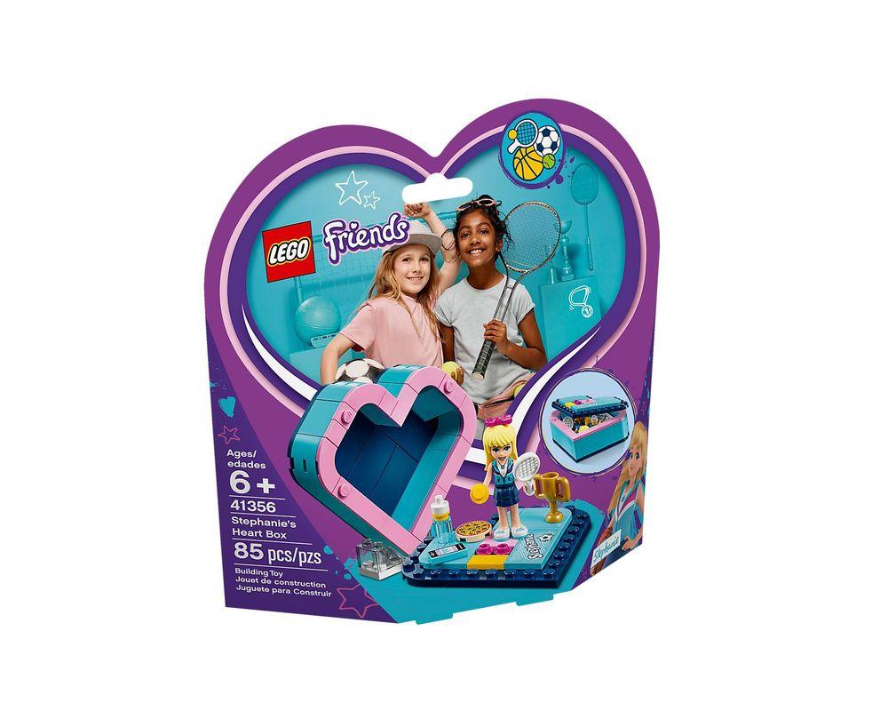 LEGO Set 41356-1 Stephanie's Heart Box
