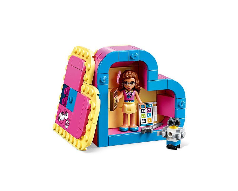 LEGO Set 41357-1 Olivia's Heart Box