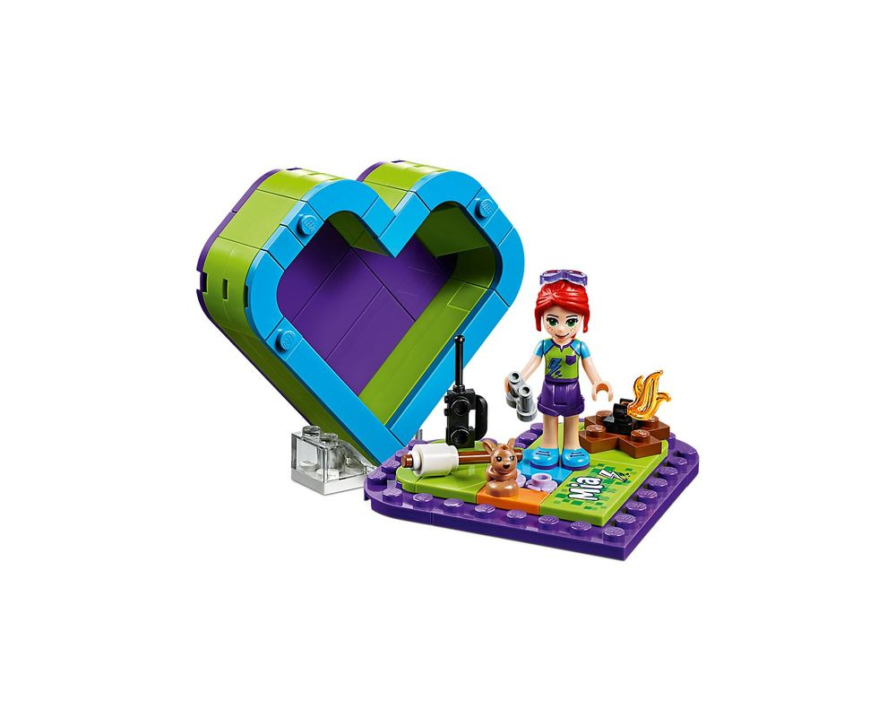 LEGO Set 41358-1 Mia's Heart Box
