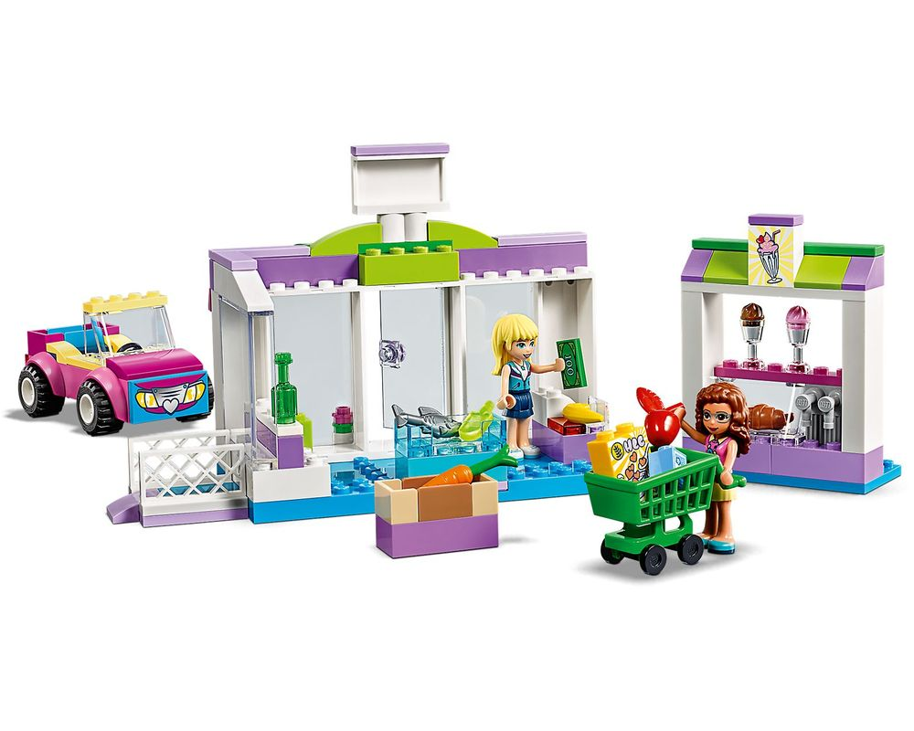 LEGO Set 41362-1 Heartlake City Supermarket